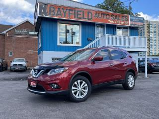 Used 2016 Nissan Rogue SV AWD **Panoramic Roof/Heated Seats** for sale in Barrie, ON