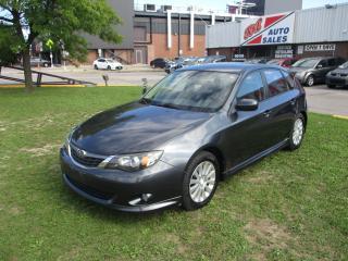 Used 2008 Subaru Impreza 2.5i Sport ~ AWD ~ LOW KM ~ SAFETY INCLUDED for sale in Toronto, ON
