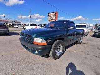 Used 1997 Dodge Dakota SPORT*HURST MANUAL*ONLY 102KMS*5.2 MAGNUM*MINT for sale in London, ON