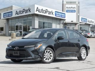 Used 2020 Toyota Corolla SUNROOF|BACKUP CAM|WIRELESS CHARGING|HEATED SEATS for sale in Mississauga, ON