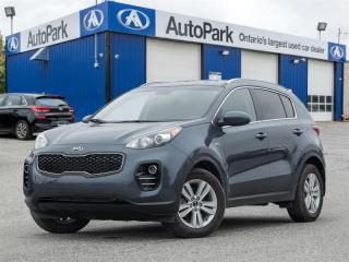 Used 2018 Kia Sportage EX AWD BACKUP CAM|HEATED SEATS|BLUETOOTH|AWD for sale in Georgetown, ON