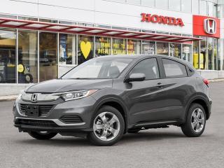 New 2022 Honda HR-V LX for sale in Vancouver, BC