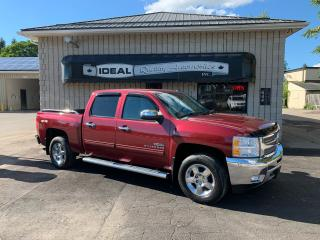 Used 2013 Chevrolet Silverado 1500 LT for sale in Mount Brydges, ON