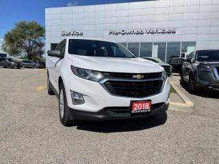 Used 2018 Chevrolet Equinox LS ONE OWNER ACCIDENT FREE TRADE. for sale in Toronto, ON