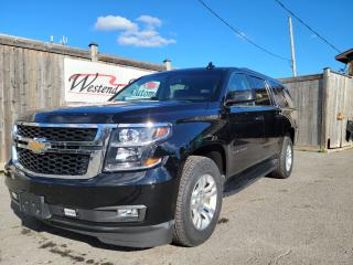 Used 2017 Chevrolet Suburban LS for sale in Stittsville, ON