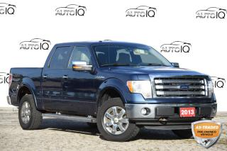 Used 2013 Ford F-150 Lariat 5.0L V8 | LEATHER | REAR VIEW CAMERA for sale in Kitchener, ON