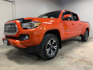 Used 2017 Toyota Tacoma TRD Sport for sale in Owen Sound, ON