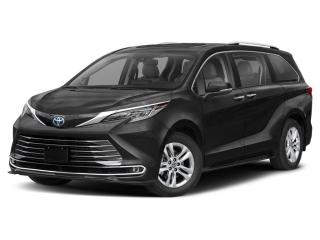 New 2021 Toyota Sienna Limited 7-Passenger for sale in Ancaster, ON