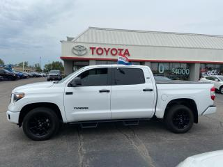 Used 2020 Toyota Tundra CREWMAX 4x4  V8 for sale in Cambridge, ON