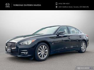 Used 2017 Infiniti Q50 3.0t AWD for sale in York, ON