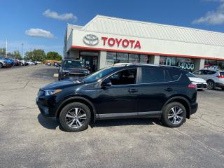 Used 2017 Toyota RAV4 XLE AWD for sale in Cambridge, ON
