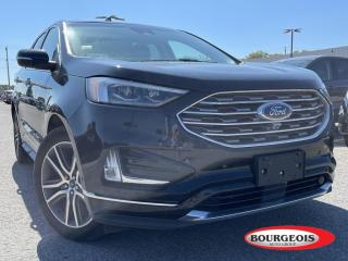 Used 2019 Ford Edge Titanium for sale in Midland, ON
