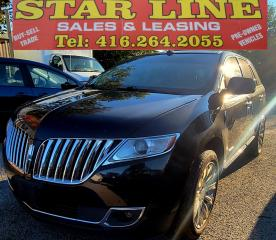 Used 2011 Lincoln MKX for sale in Pickering, ON