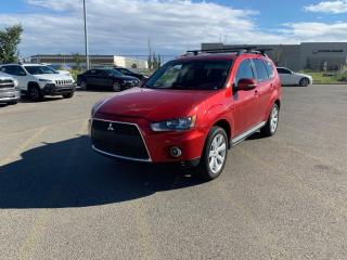 Used 2012 Mitsubishi Outlander LS AWC  | $0 DOWN - EVERYONE APPROVED! for sale in Calgary, AB