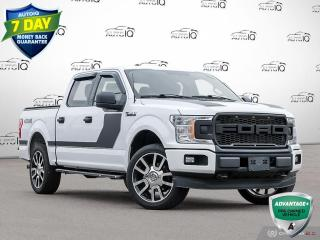 Used 2018 Ford F-150 XLT Harley Davidson Rims | Stripes Must See Nice Truck for sale in Oakville, ON