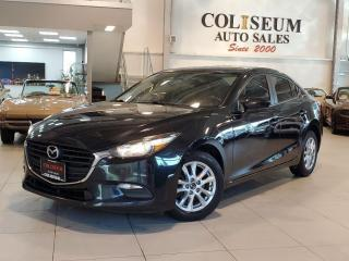 Used 2018 Mazda MAZDA3 GS-AUTOMATIC-CAMERA-BLUETOOTH-HEATED SEATS for sale in Toronto, ON