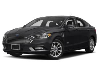 Used 2018 Ford Fusion Energi Titanium for sale in Stouffville, ON
