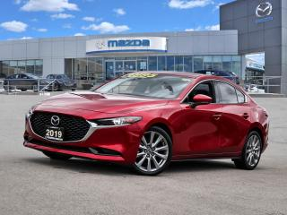 Used 2019 Mazda MAZDA3 GT - AWD, LEATHER, BOSE, MOONROOF, BLUETOOTH for sale in Hamilton, ON