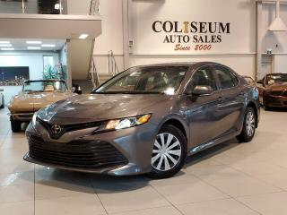 Used 2019 Toyota Camry LE-BACK UP CAMERA-APPLE CARPLAY-ANDROID AUTO-74KM for sale in Toronto, ON