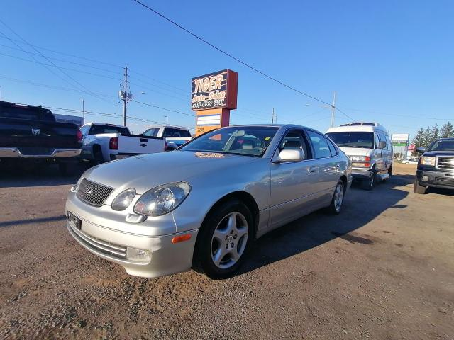 2000 Lexus GS 300 2JZ ENGINE*LEATHER*SUNROOF*GREAT SHAPE*AS IS