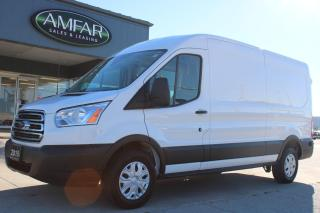 Used 2019 Ford Transit 250 MID ROOF for sale in Tilbury, ON