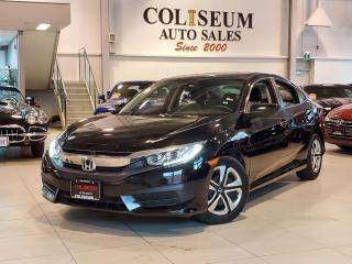 Used 2017 Honda Civic LX-AUTOMATIC-BACK UP CAMER-HEATED SEATS-CARPLAY for sale in Toronto, ON