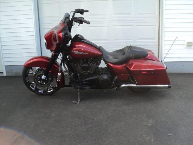 2012 Harley-Davidson Street Glide Custom