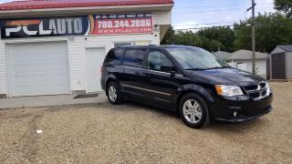 Used 2016 Dodge Grand Caravan Crew for sale in Edmonton, AB