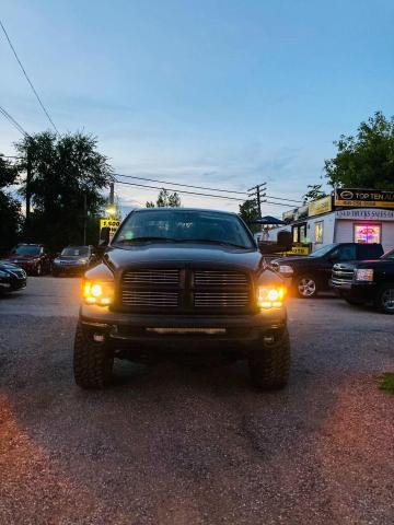 "2005 Dodge Ram 1500 CUSTOM MONSTER RAM 6""inch LIFT ++ SLT CREW CAB 4x4"