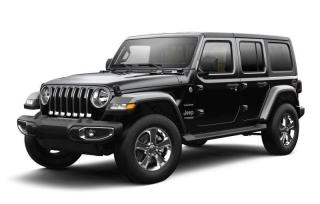 New 2021 Jeep Wrangler Unlimited Sahara for sale in Steinbach, MB