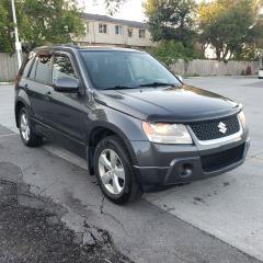 Used 2011 Suzuki Grand Vitara JX for sale in Hamilton, ON