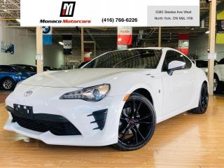 Used 2017 Toyota 86 TRD EXHUAST | TRD WHEELS | NAVIGATION for sale in North York, ON