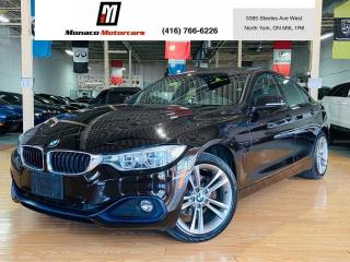 Used 2015 BMW 4 Series 428i xDrive GranCoupe | NAVI |CAM |SPORT+ for sale in North York, ON