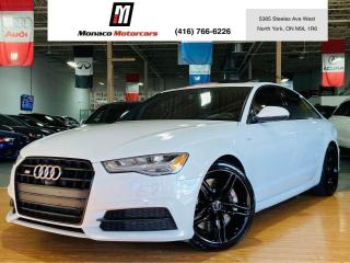 Used 2016 Audi S6 4.0T   NAVI   360 CAM   SUNROOF  BLIND SPOT for sale in North York, ON