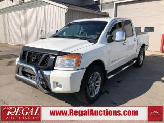 Used 2013 Nissan Titan SL for sale in Calgary, AB