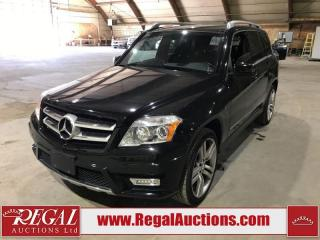 Used 2012 Mercedes-Benz GLK350 GLK-CLASS 4D Utility AWD for sale in Calgary, AB