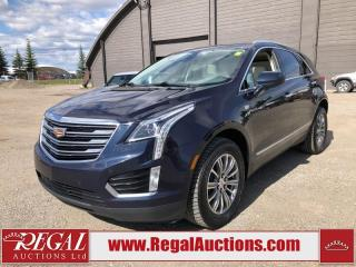 Used 2017 Cadillac XT5 Luxury 4D UTILITY FWD for sale in Calgary, AB