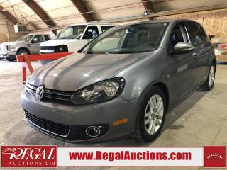 Used 2011 Volkswagen Golf 4D Hatchback for sale in Calgary, AB