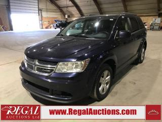 Used 2011 Dodge Journey SXT 4D Utility for sale in Calgary, AB