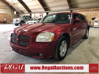 Used 2006 Dodge Magnum SXT 4D WAGON for sale in Calgary, AB