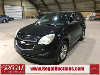 Used 2012 Chevrolet Equinox 4D Utility AWD for sale in Calgary, AB