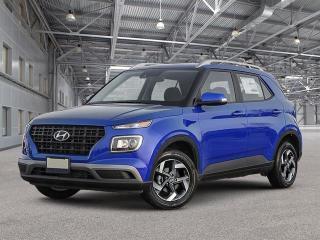 New 2021 Hyundai Venue for sale in Toronto, ON