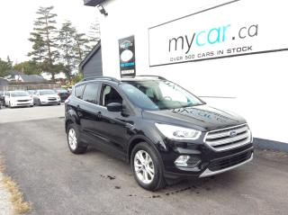 Used 2018 Ford Escape SEL NAV. LEATHER. HEATED SEATS. BACKUP CAM. PWR SEAT!! for sale in Richmond, ON