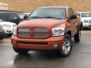 Used 2008 Dodge Ram 1500 SLT 4X4, HEATED SEATS, REMOTE START & MUCH MORE for sale in Saskatoon, SK