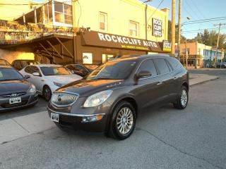 Used 2011 Buick Enclave for sale in Scarborough, ON