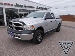 Used 2016 RAM 1500 ST for sale in Arnprior, ON
