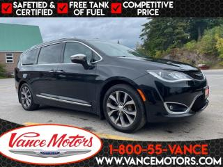 Used 2017 Chrysler Pacifica Limited...LEATHER*SUNROOF*COOLED SEATS! for sale in Bancroft, ON