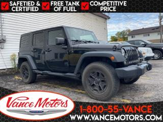Used 2015 Jeep Wrangler UNLIMITED WILLYS 4X4 for sale in Bancroft, ON