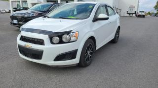 Used 2014 Chevrolet Sonic LT - REMOTE START, SEAT HEAT, BLUETOOTH for sale in Kingston, ON