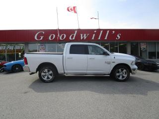 Used 2019 RAM 1500 Classic CLASSIC! 6 PASSENGER! 4X4 for sale in Aylmer, ON
